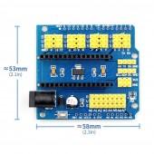 Arduino Nano 3.0  IO Shield