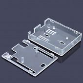 Arduino UNO R3 Plastik Pleksi Kutu