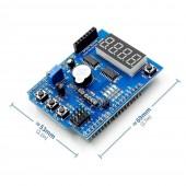 Çok Fonksiyonlu Arduino Shield