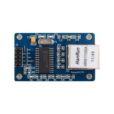 ENC28J60 Ethernet Modül