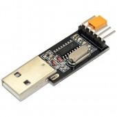 CH340G USB to TTL UART Modül