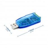 USB to RS485 Modül Korumalı