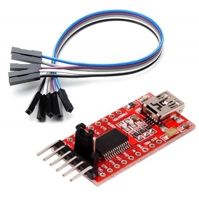 USB to TTL UART FT232RL Modül