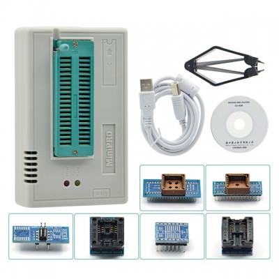 TL866A Universal USB ICSP Programlayıcı + Adaptörler