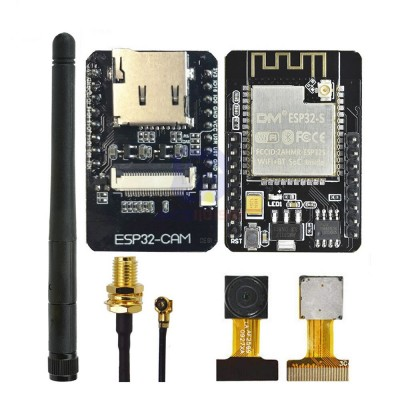 ESP32-CAM Kamera Wifi ve Bluetooth Modülü