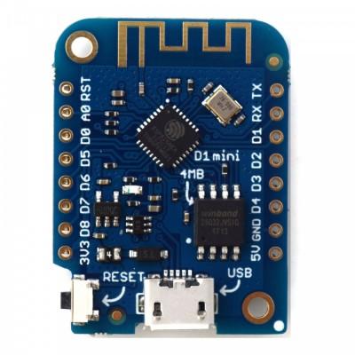 ESP8266 D1 Mini ESP8266 Wifi Module