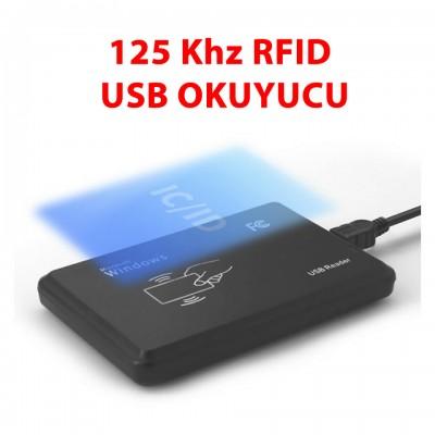EM4100 Usb Rfid Okuyucu