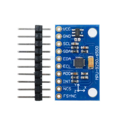 MPU-9250 Module 3 axis accelerator, 3 axis gyro and 3 axis magnetometer