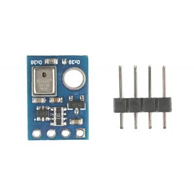 AHT10 Sıcaklık ve Nem Sensör Modülü