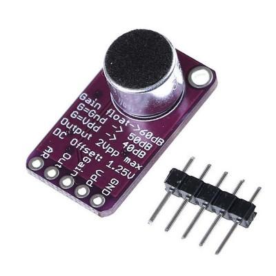 MAX9814 Mikrofon Modülü