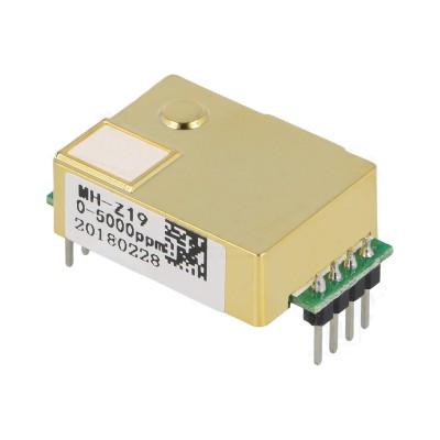 MH-Z19 Karbondioksit Sensörü