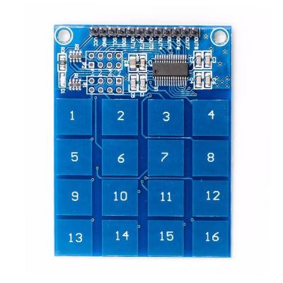 TTP229 Dokunmatik Sensör Modülü