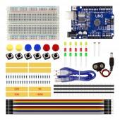 Arduino Uno R3 Başlangıç Seti 77 Parça