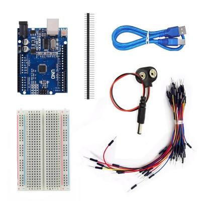 Arduino Uno R3 Başlangıç Seti 71 Parça Kutulu