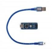 Arduino Nano 3.0 + Usb Kablo