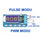 1Hz-150KHz ZK-PP2 PWM  Sinyal Jeneratörü