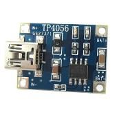 TP4056 Lipo Şarj Modülü Miniusb