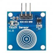 TTP223B Dokunmatik Sensör Modülü