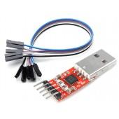 USB to TTL UART CP2102 Module