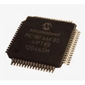 PIC18F66K80-I/PT