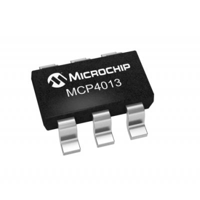 MCP4013T-103E/CH 10K Digital POT