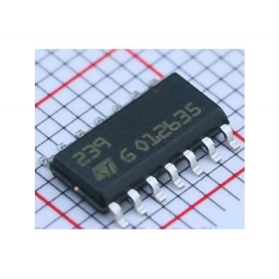 LM239DT Low Power Quad Voltage Comparator