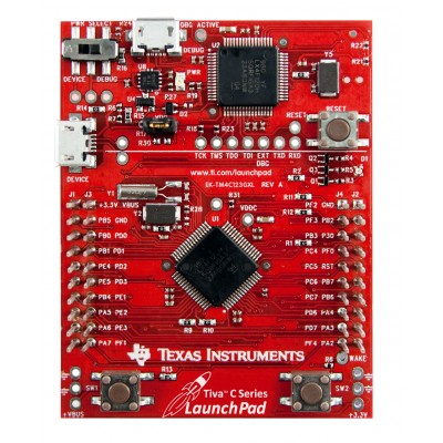 TI EK-TM4C123GXL LaunchPad