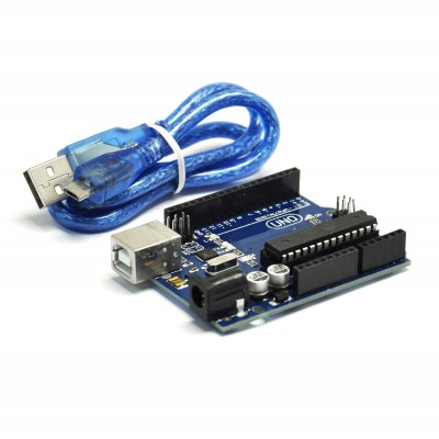 Arduino UNO R3 Klon MEGA328P DIP