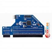 EX33DS PIC24FJ256GB110 MCU BOARD