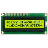 1602A 16x2 Karakter LCD Yeşil