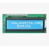 16x2 Mavi LCD PCM1602K
