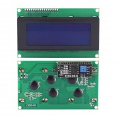 20x4 IIC Seri Mavi LCD 2004A