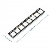 8li WS2812B 5050 RGB LED Modül