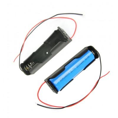 18650 Power Battery Storage Case Box Holder