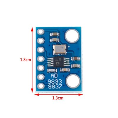 AD9833 Sinyal Jeneratör Modülü