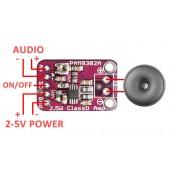 PAM8302 2.5W Amplifier Board