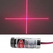 Artı Lazer Modül Kırmızı 5mW 650nm