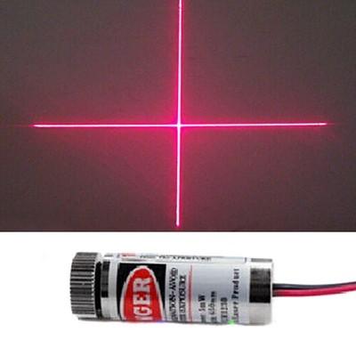 5mW 650nm Red Cross Laser Module