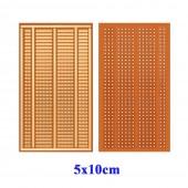 5x10cm Pertinaks Pcb