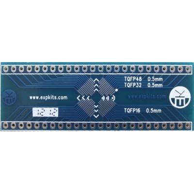 0.5MM TQFP-2 PCB