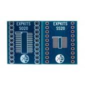 SOSS20 PCB