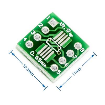 SSOP8 DIP8 PCB
