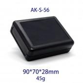 AK-S-56 Plastik Kutu Siyah