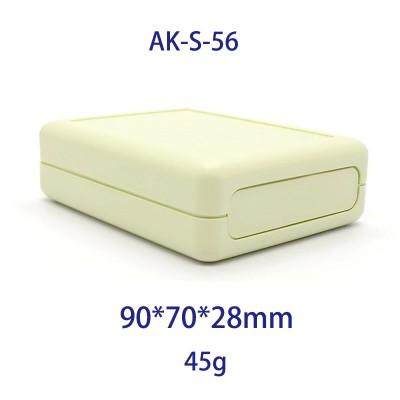AK-S-56 Plastik Kutu Beyaz