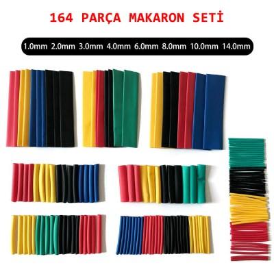 164 Parça Makaron Seti