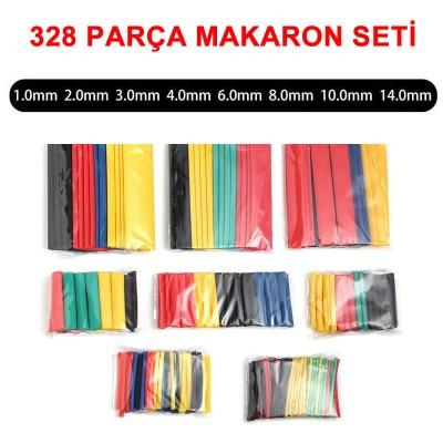 328 Parça Makaron Seti
