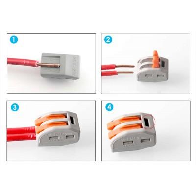 2li Kolay Kablo Birleştirici