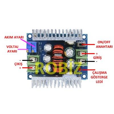 300W Voltaj Düşürücü