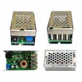 4 Usb Port 5V 5A Voltaj Düşürücü