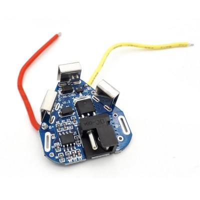 3S 12V Lityum Batarya BMS Koruma Kartı